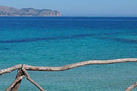 Beach kayak tour in Alcudia