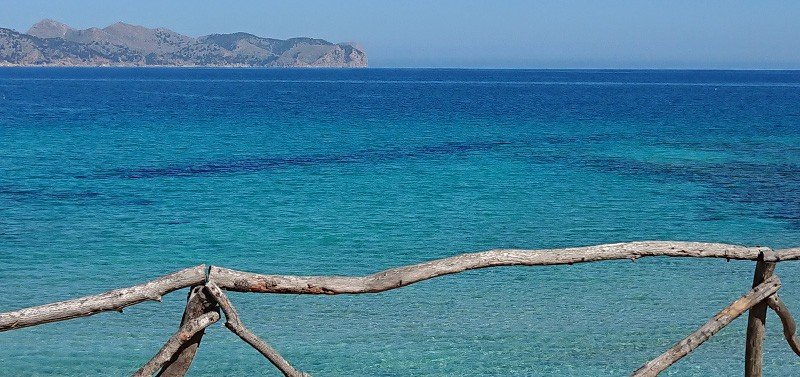 Beach kayak tour in Alcudia