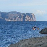 Kayaking with views of Cap Formentor